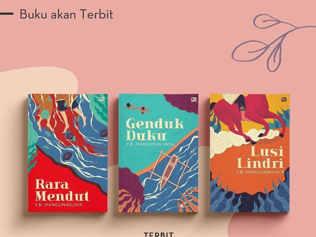 Novel Trilogi Rara Mendut YB Mangunwijaya Cetak Ulang Lebih Ciamik