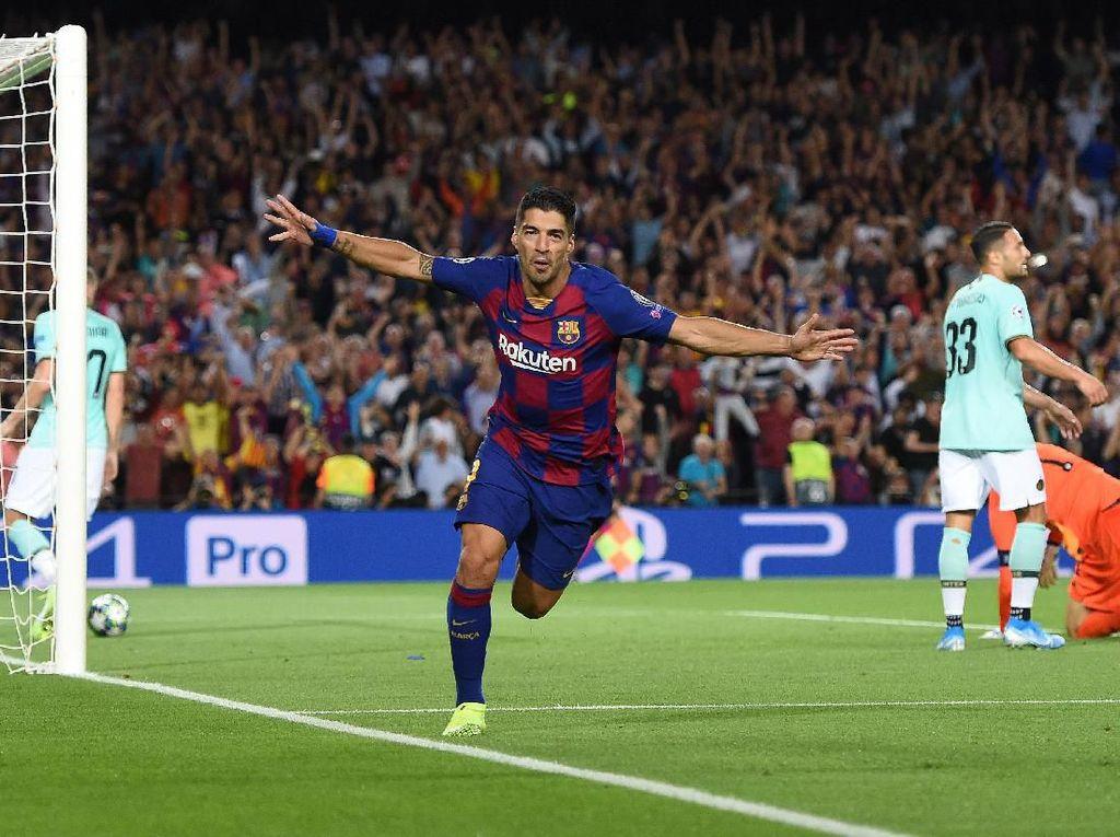 Barcelona Mulai Menimbang Calon Penerus Luis Suarez?