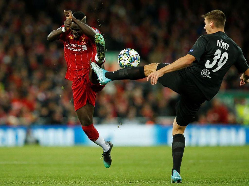 Mane: Salzburg Merepotkan, tapi Liverpool Pantas Menang