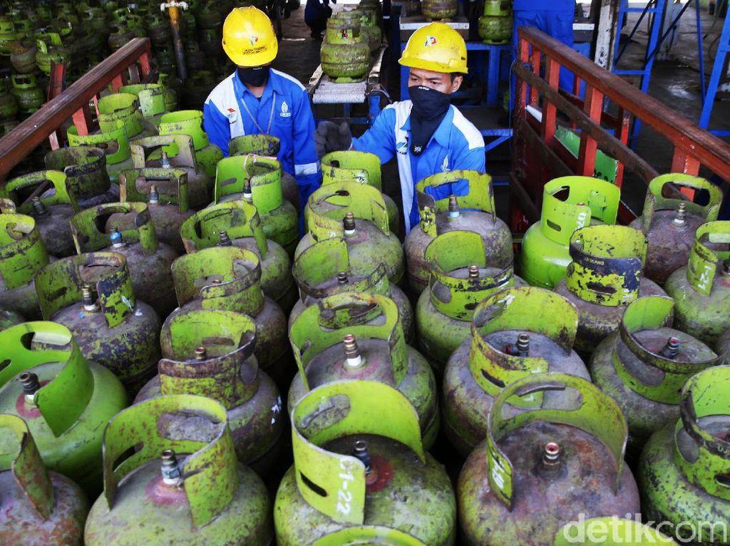 DPR Tunggu Kajian Pertamina soal Harga Elpiji 3 Kg Naik