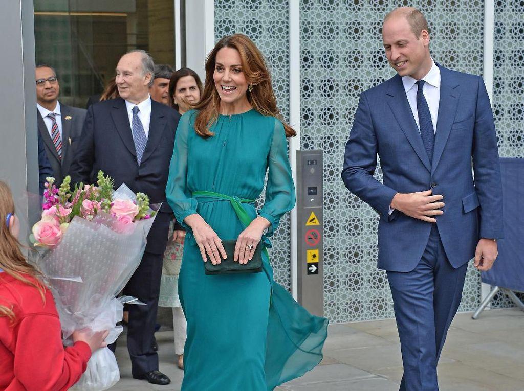 Foto: Penampilan Terbaru Kate Middleton yang Kian Elegan
