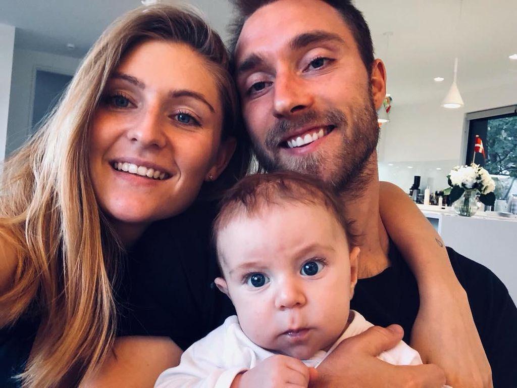 Tottenham Diterpa Gosip Miring: Pacar Eriksen Selingkuh dengan Vertonghen