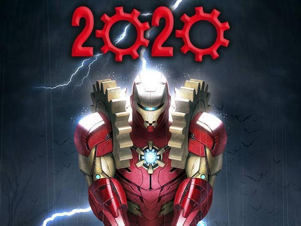 Rencana Besar Marvel untuk Iron Man 2020