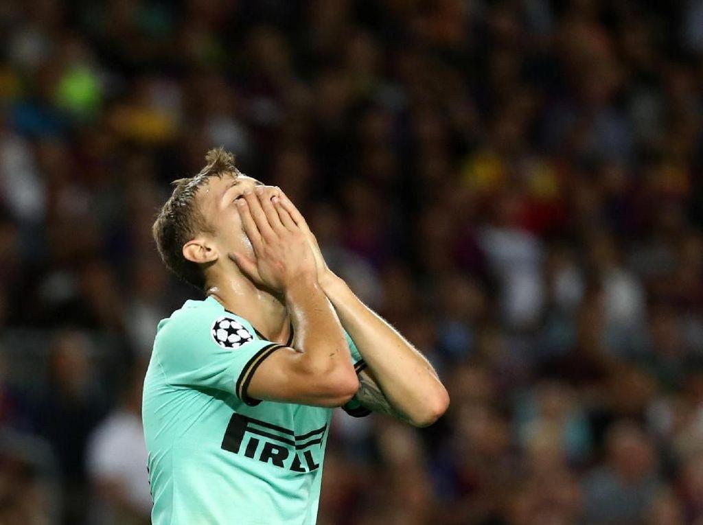 Inter Sudah Tunjukkan Karakter dan Ketangguhan di Camp Nou