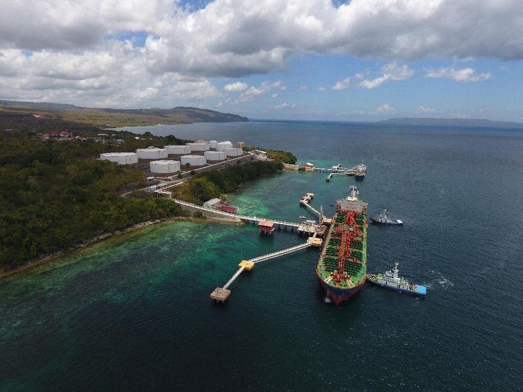 Tiga BUMN Keroyokan Produksi 15 Kapal Buat Pertamina