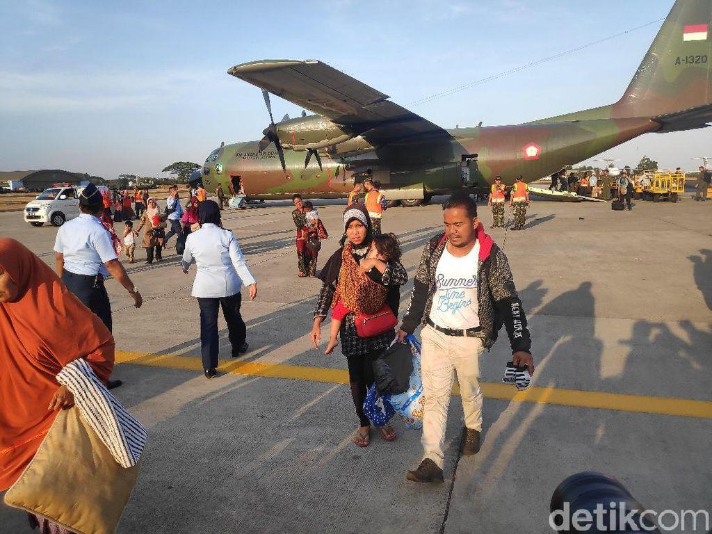 376 Warga Sumbar Kembali dari Wamena, Ada yang Mengungsi di Sentani