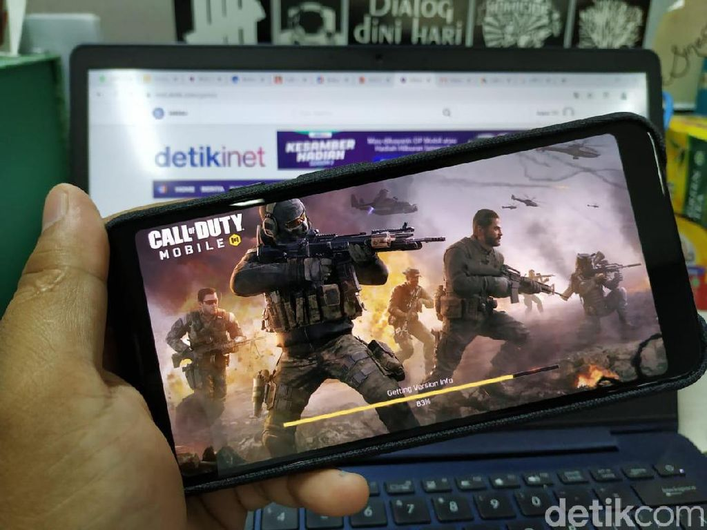 Mau Main Call of Duty: Mobile di PC? Pakai Emulator Ini