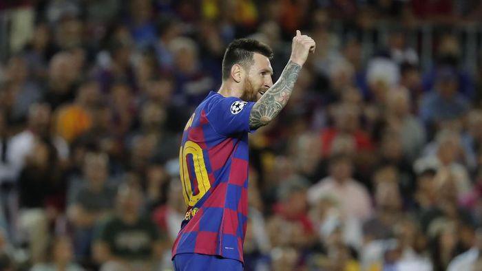 Lionel Messi mesti berhati-hati menjaga tubuhnya demi karier yang lebih panjang. (Foto: Emilio Morenatti/AP Photo)