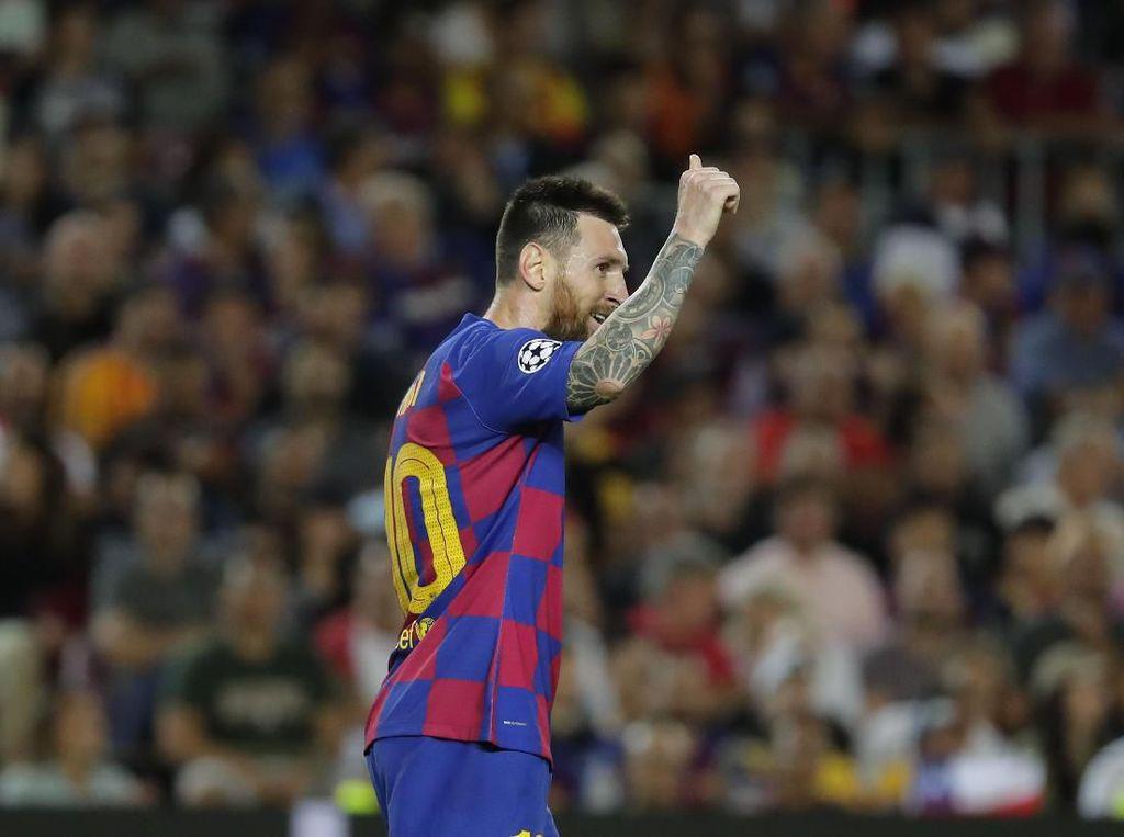 Siap-siap, Messi Bakal Kembali On Fire