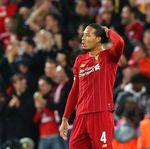Van Dijk Ungkap Alasan Salzburg Bisa Bobol Liverpool Tiga Kali