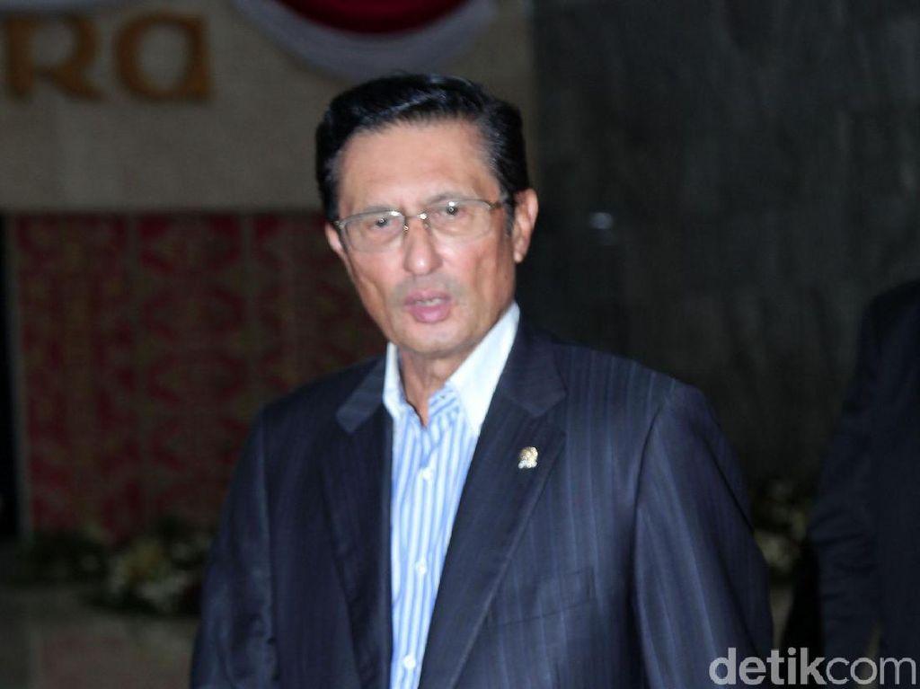 Saran Fadel Muhammad biar Airlangga Bisa Jadi Capres 2024: Ikut Saja Jokowi