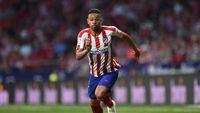 Bek Atletico Madrid Renan Lodi Dikabarkan Positif Corona