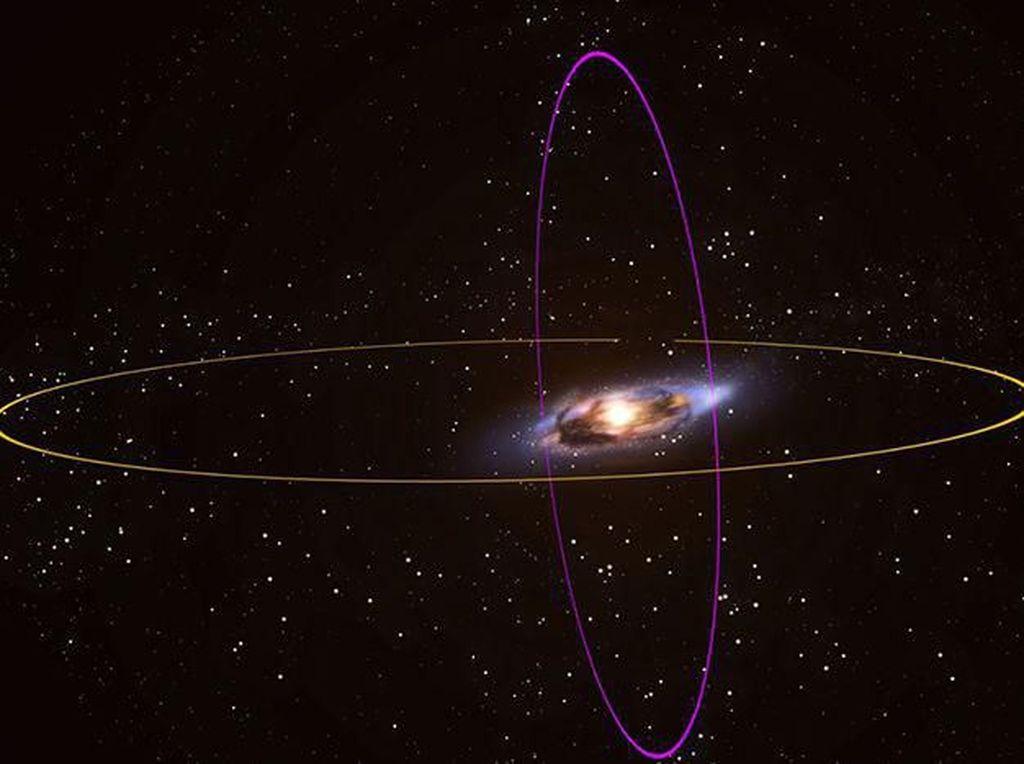 Inikah Kiamat? Astronom Prediksi Benturan Galaksi Bimasakti dan Andromeda