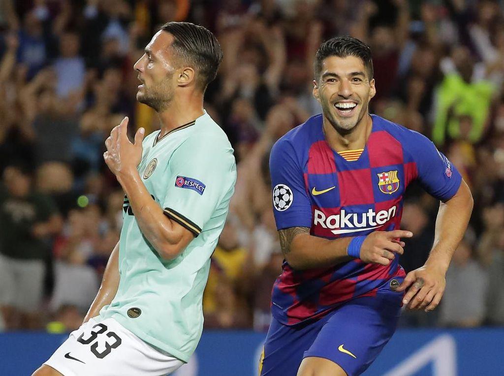 10 Fakta Usai Barcelona Bungkam Inter di Camp Nou