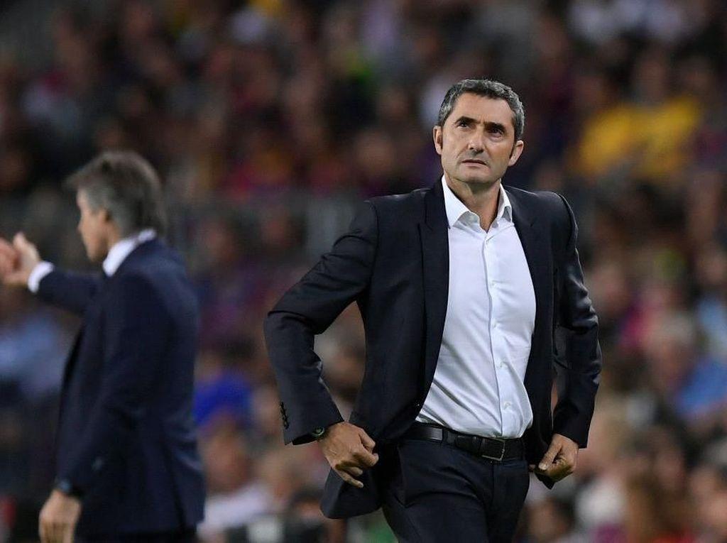 Valverde: El Clasico Harus Tetap Berlangsung di Camp Nou