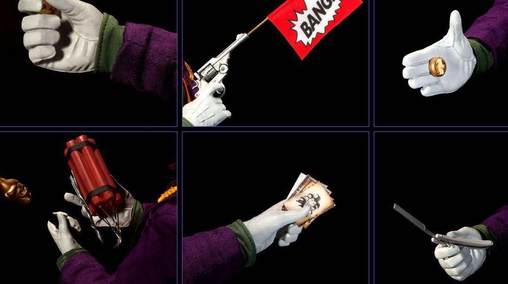 10 Teknologi Senjata Paling Menakutkan ala Joker