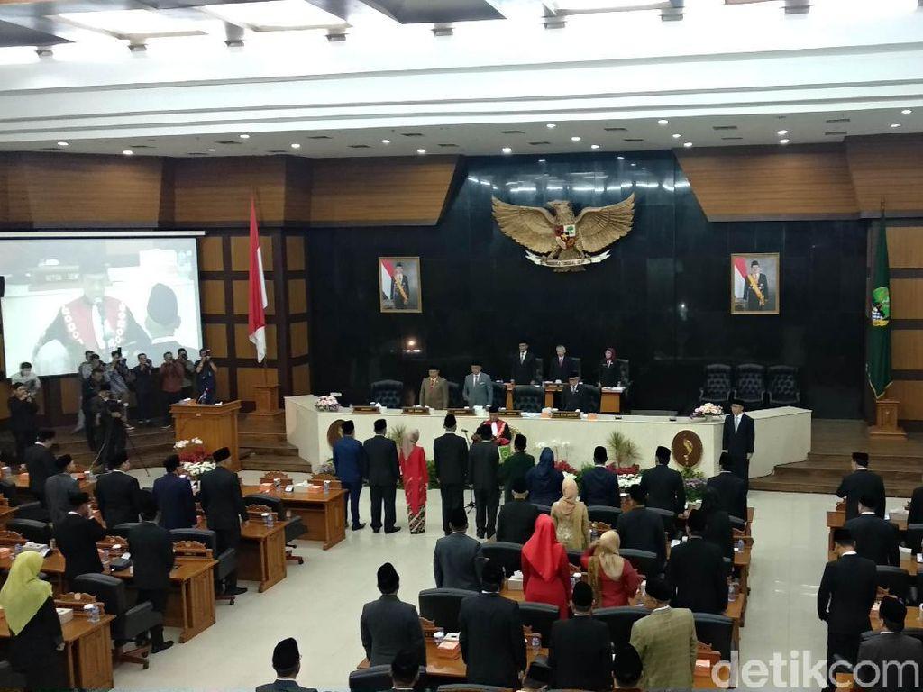 Protes Jumlah Pimpinan DPRD Jabar, Demokrat Surati Jokowi