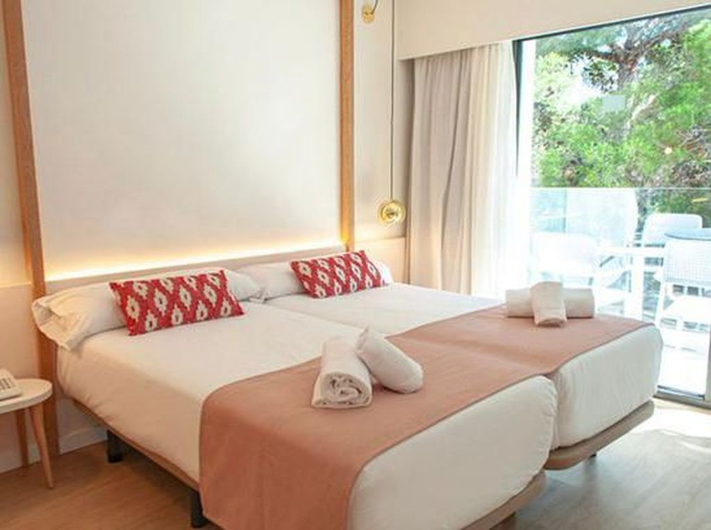 Potret Hotel Khusus Wanita di Spanyol