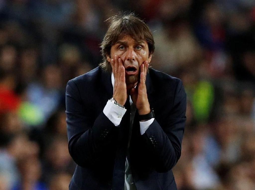 Conte: Hasil yang Getir, Inter Tak Sepantasnya Kalah dari Barcelona