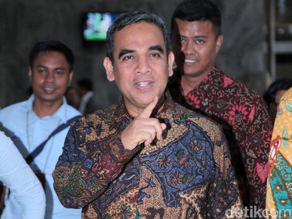 Gerindra Imbau DPD-DPC Tak Calonkan Eks Koruptor di Pilkada 2020