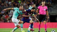 Messi Tetap Bersinar meski Kondisi Belum Optimal