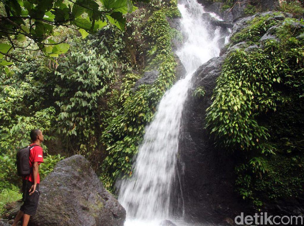 Mengintip Keindahan Air Terjun Limbong Miala & Mangngae di Polman