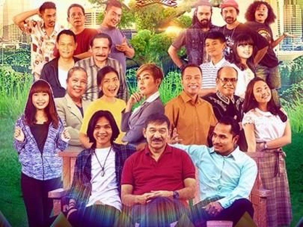 Film Horas Amang Bangunkan Kesadaran soal Keluarga
