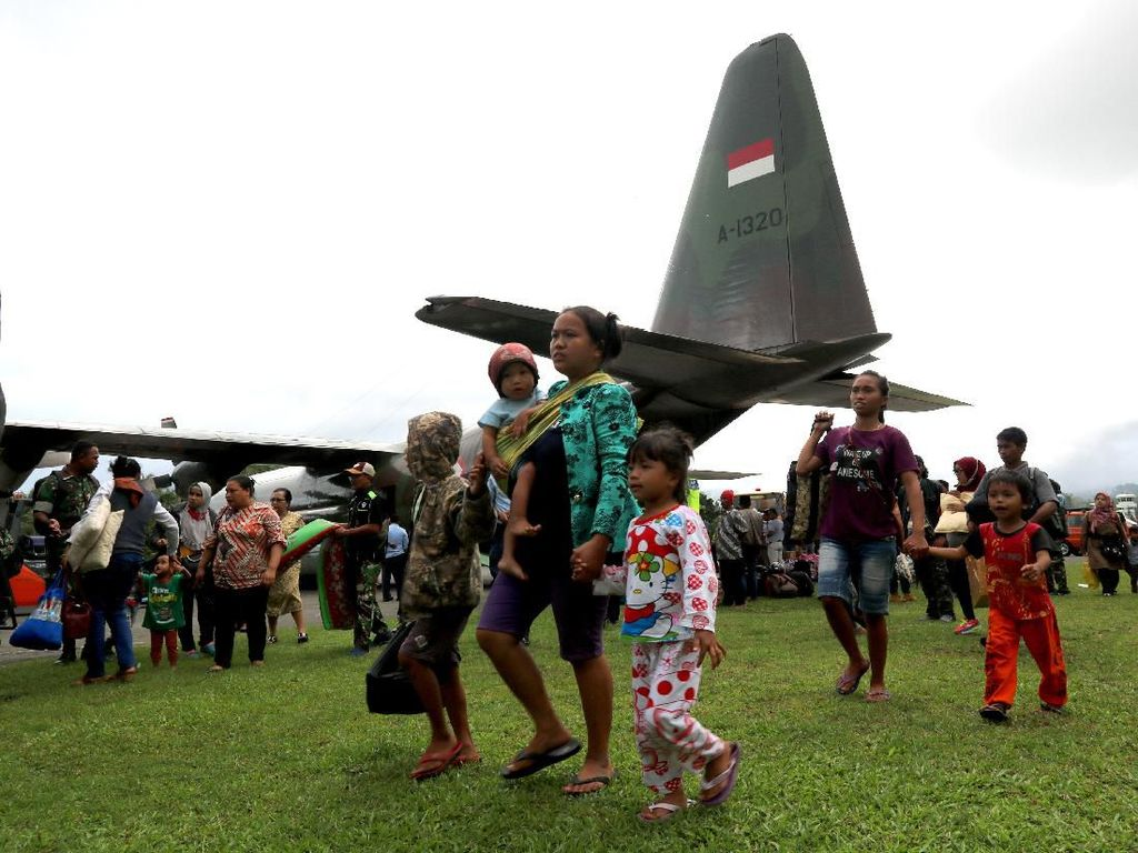 6 Keluarga Asal Aceh Pilih Bertahan di Papua, Ingin Lanjut Usaha di Wamena