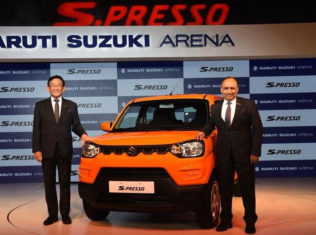 Suzuki S-Presso Terdaftar di Kemenkumham, Kapan Mobil di Bawah Rp 100 Juta Ini Bakal Dijual?