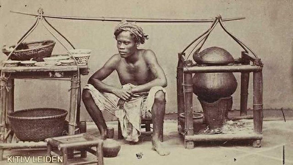 Jualan Sate hingga Kopi, Ini Penjual Makanan di Era Kolonial