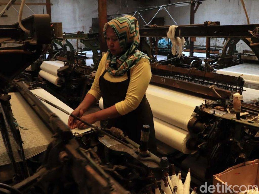 Industri Tekstil Dihajar Corona hingga ke Titik Nadir