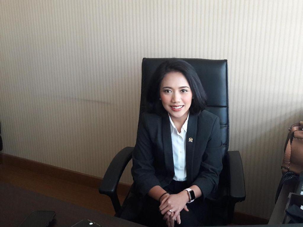 Incar Komisi XI, Puteri Komarudin Ingin Dorong RUU Soal Rentenir