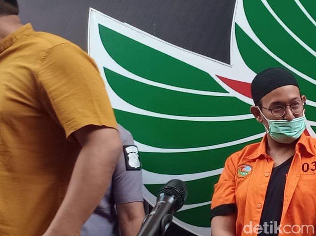 Polisi Buru Pelaku Lain yang Pasok Ganja ke Rifat Umar
