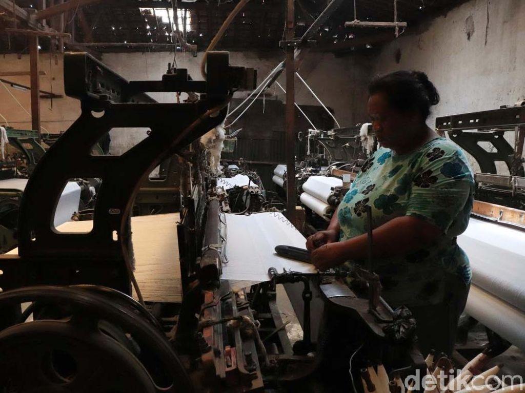 Industri Tekstil Babak Belur, Pengusaha: Corona Lebih Parah dari 98