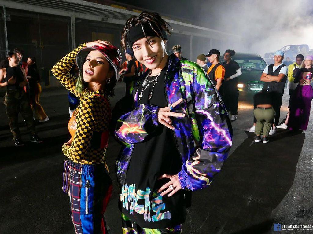 J-Hope BTS Jadi Solo Korea Ketiga yang Masuk Chart Billboard