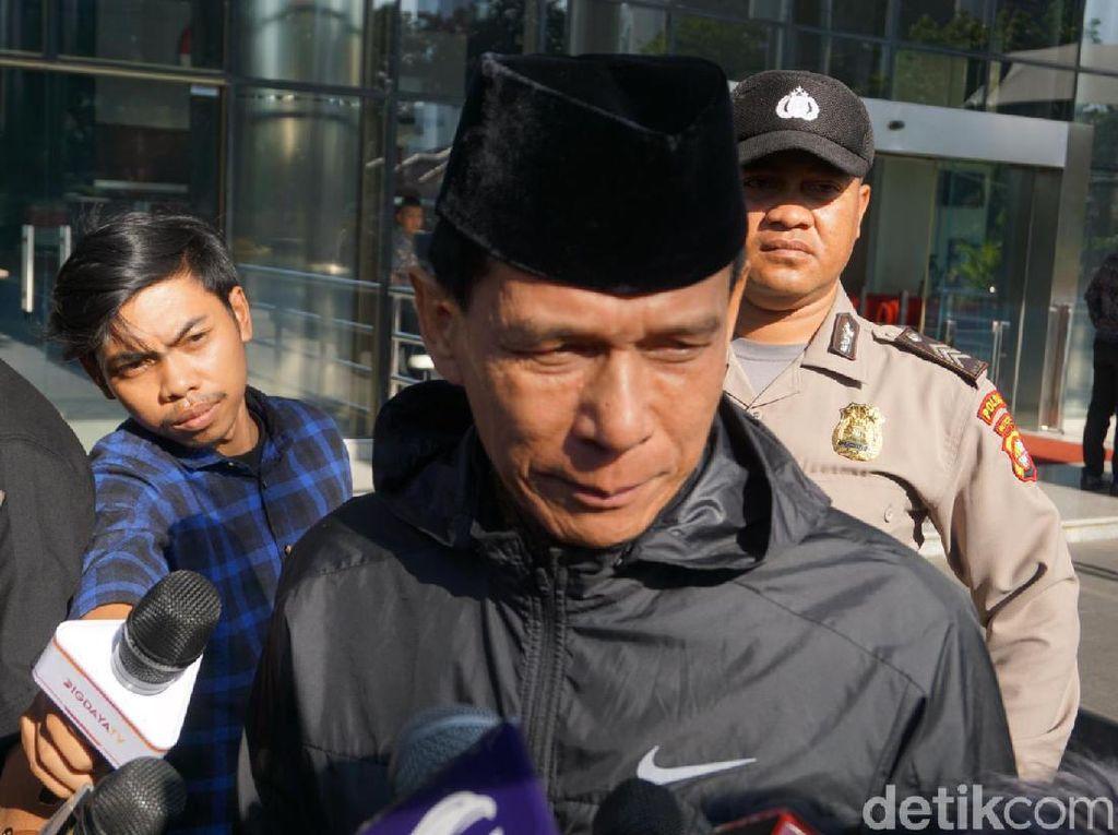 Diperiksa KPK, Rizal Djalil: Saya Jelaskan Semua ke Penyidik