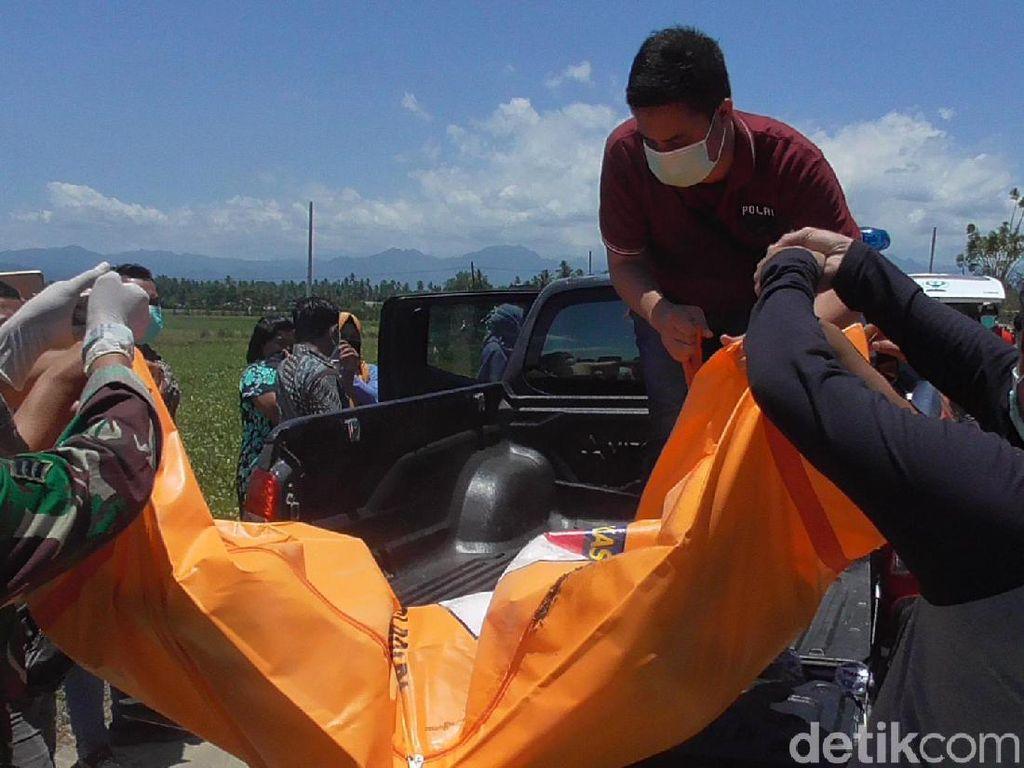Mayat dalam Karung di Sulbar Diduga Tewas 4-5 Hari Lalu