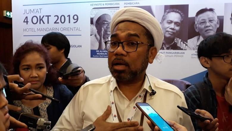 Wiranto Ditusuk, Istana: Aliran Radikal Bukan Isapan Jempol, tapi Nyata