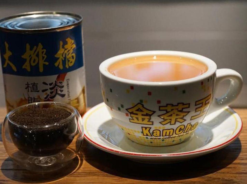 Bukan Hanya di Taiwan, Milk Tea Juga Jadi Minuman Tradisional Hong Kong