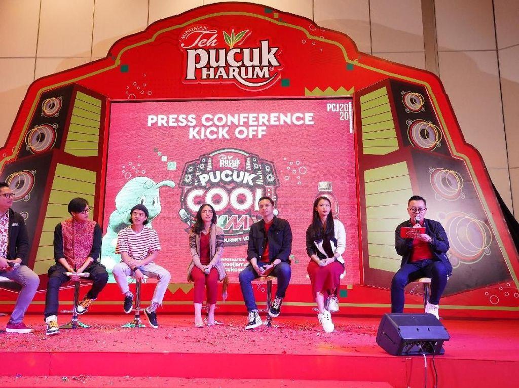 Pucuk Cool Jam Kembali Cari Talenta Muda