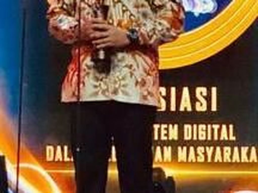 Polresta Sidoarjo Raih Indonesia Award 2019