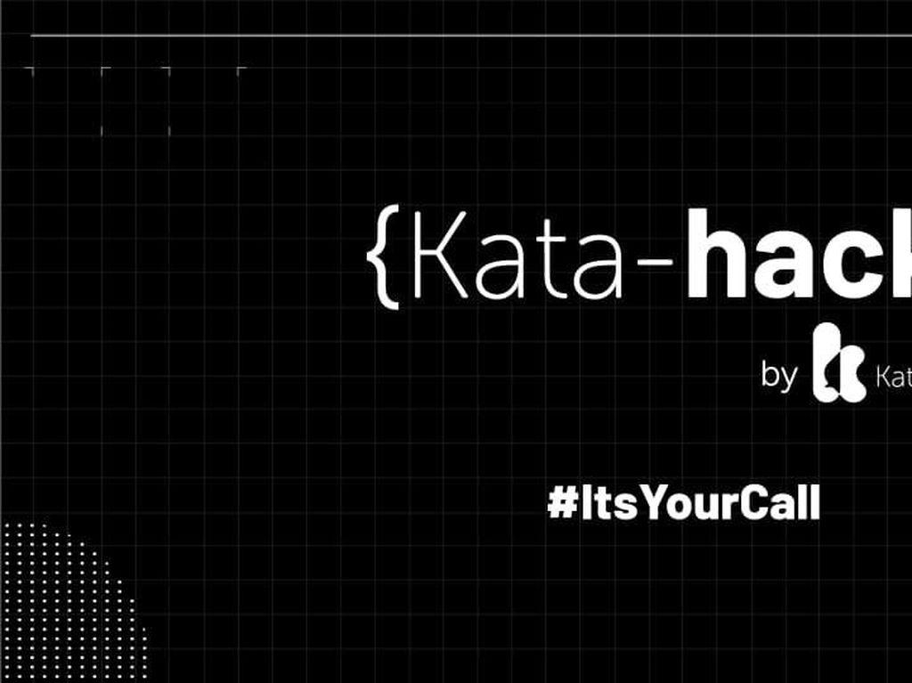 KataHack, Hackathon untuk Cari Inovasi Solusi AI