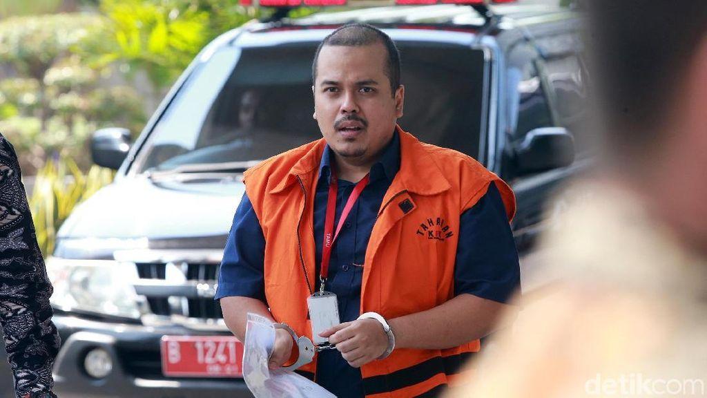 Periksa Zulfikar, KPK Dalami Kasus Suap Impor Bawang Putih