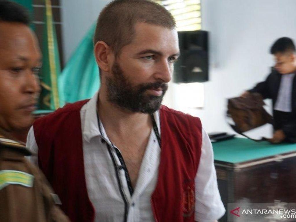 Mafia Narkoba yang Coba Kabur Akan Dipindah ke Lapas Nusakambangan