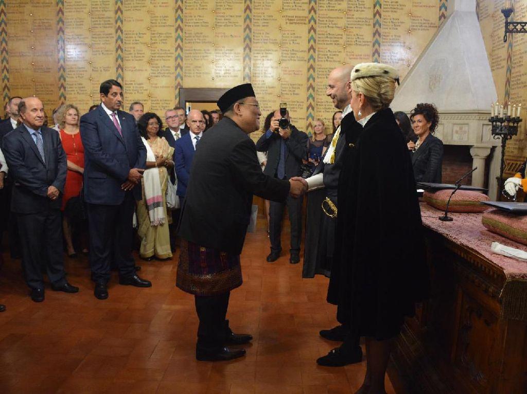 Indonesia Sampaikan Ucapan Selamat pada Dwi Kepala Negara San Marino