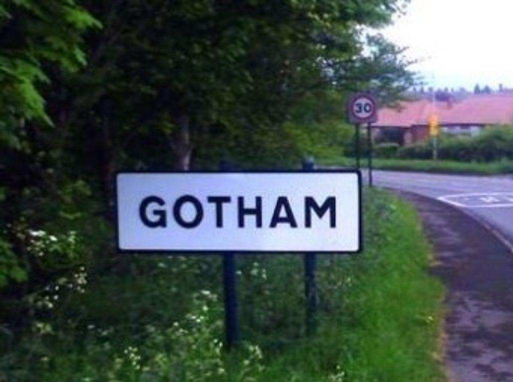 Mau Nonton Film Joker? Cek Dulu Nih Gotham Asli di Dunia Nyata