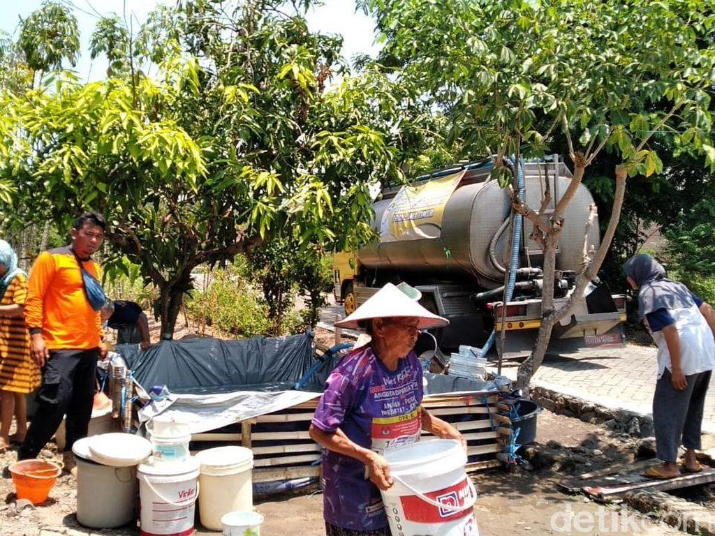 Kekeringan di Magetan Meluas 8 Desa, 8.725 Warga Terdampak