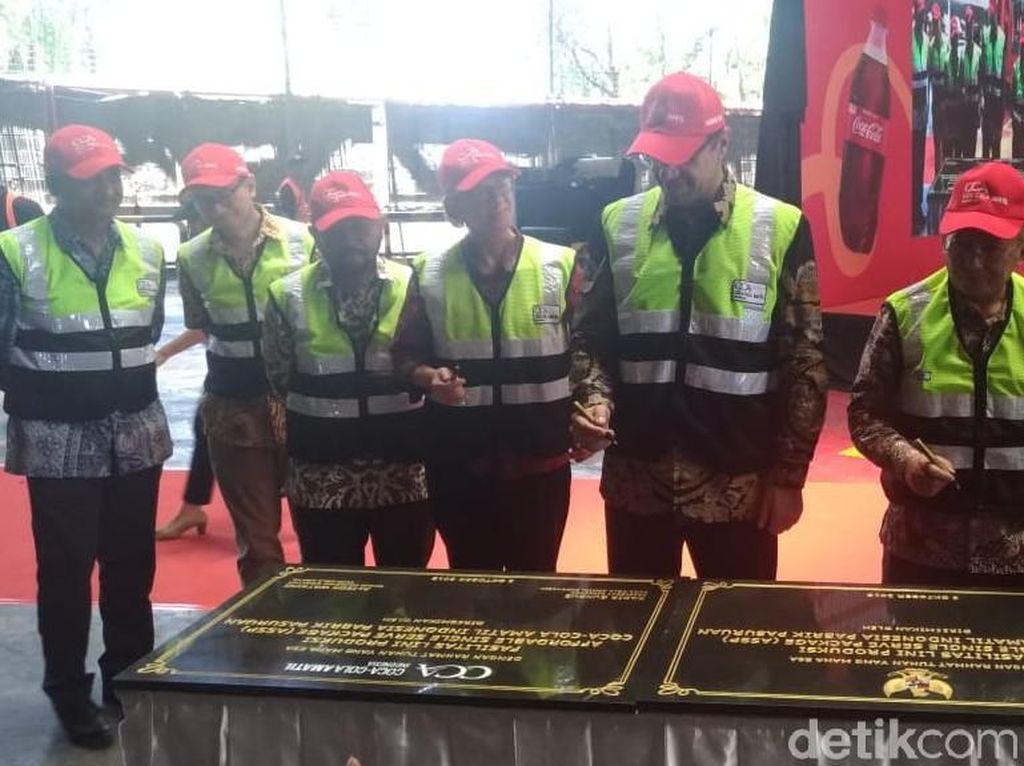 Tambah Mesin Baru, Ini Nilai Investasi Pabrik Minuman di Pasuruan