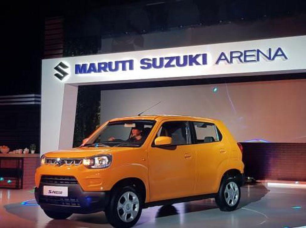 Dijual Rp 70 Juta, Intip Fitur di Dalam Mobil Termurah Suzuki