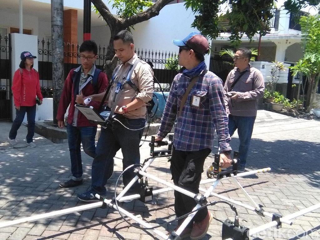 Soal Semburan Minyak, DLH Surabaya Tunggu Hasil Survei Badan Geologi